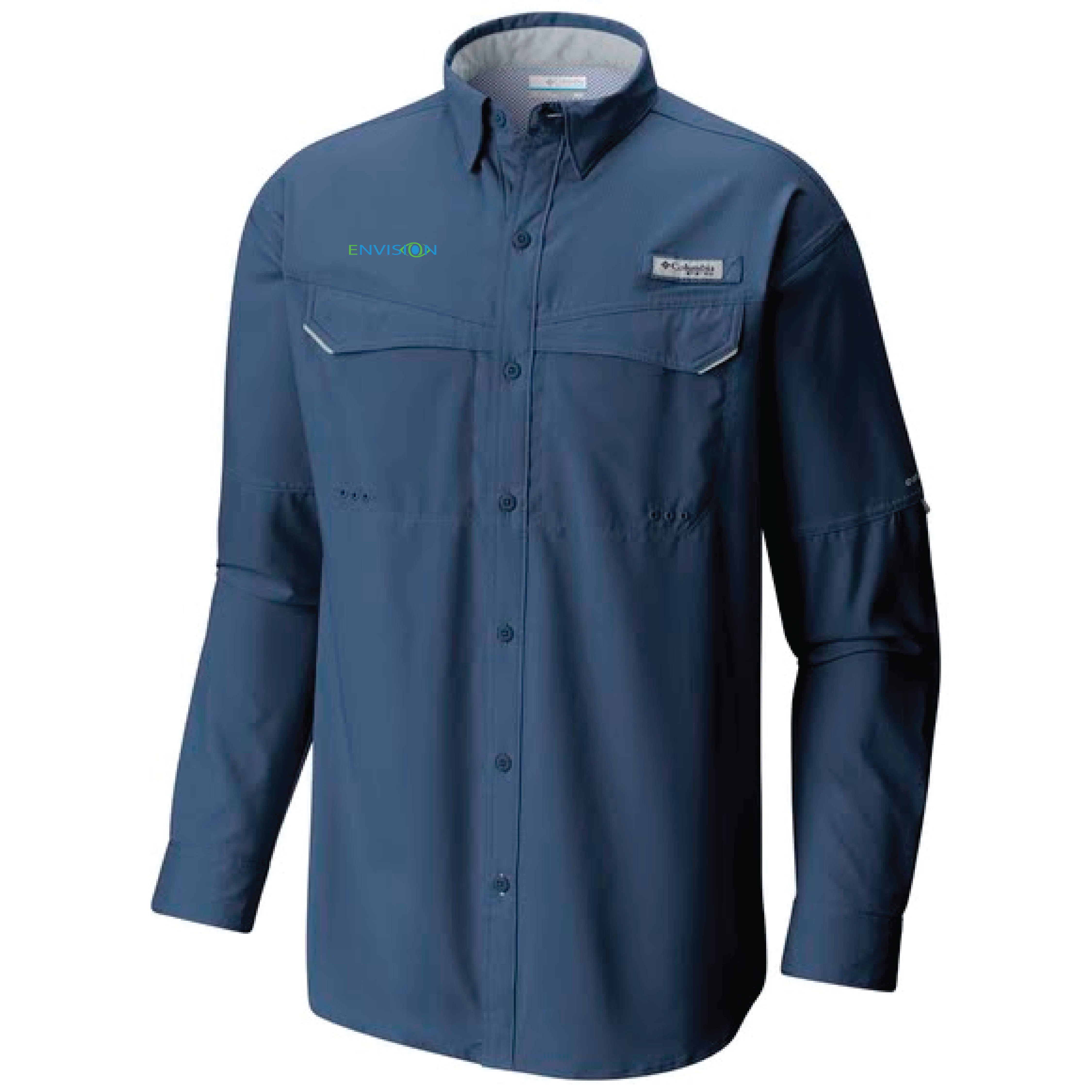 8daf6793f75 Envision Field Mens: Columbia Men's Low Drag Offshore Long Sleeve Shirt (3  Colors)